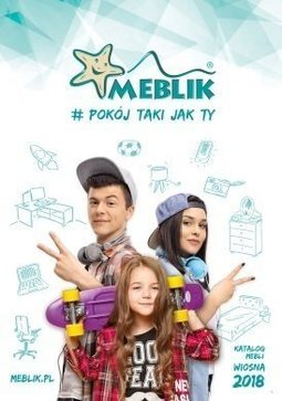 Gazetka promocyjna Meblik, ważna od 16.03.2018 do 30.06.2018.