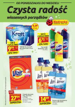 Gazetka promocyjna Biedronka, ważna od 19.03.2018 do 25.03.2018.