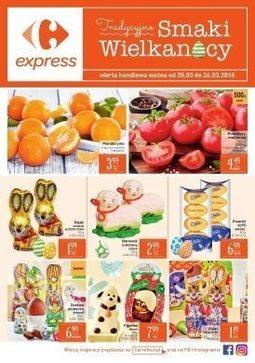 Gazetka promocyjna Carrefour Express, ważna od 20.03.2018 do 26.03.2018.