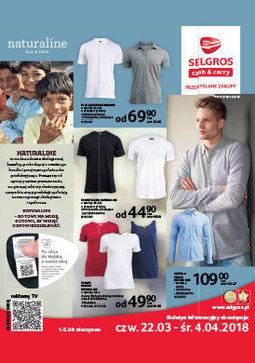 Gazetka promocyjna Selgros Cash&Carry, ważna od 22.03.2018 do 04.04.2018.