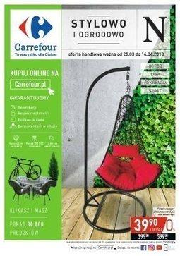 Gazetka promocyjna Carrefour, ważna od 20.03.2018 do 14.04.2018.