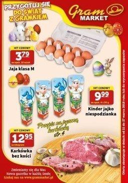 Gazetka promocyjna Gram Market, ważna od 21.03.2018 do 27.03.2018.