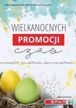 Gazetka promocyjna SPAR, ważna od 19.03.2018 do 31.03.2018.