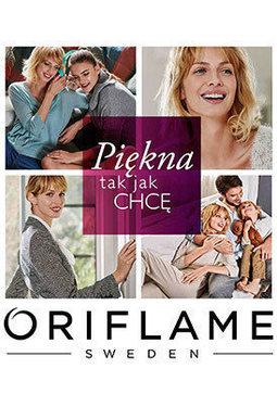 Gazetka promocyjna Oriflame, ważna od 20.03.2018 do 09.04.2018.