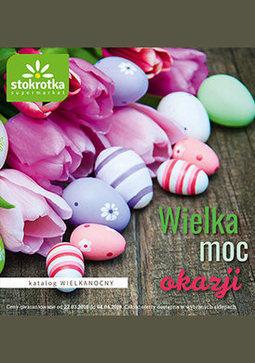 Gazetka promocyjna Stokrotka, ważna od 22.03.2018 do 04.04.2018.