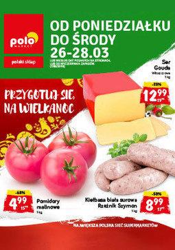 Gazetka promocyjna POLOmarket, ważna od 26.03.2018 do 28.03.2018.