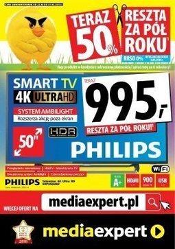 Gazetka promocyjna Media Expert, ważna od 22.03.2018 do 31.03.2018.
