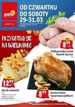 Gazetka promocyjna POLOmarket, ważna od 29.03.2018 do 31.03.2018.
