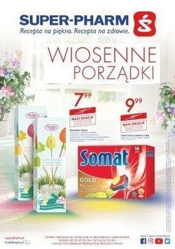 Gazetka promocyjna Super-Pharm, ważna od 22.03.2018 do 04.04.2018.