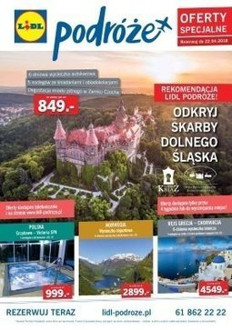 Gazetka promocyjna Lidl, ważna od 27.03.2018 do 22.04.2018.