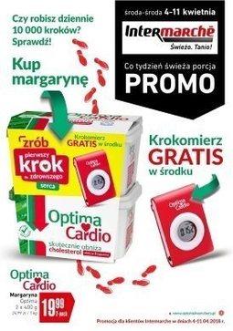 Gazetka promocyjna Intermarche Super, ważna od 04.04.2018 do 11.04.2018.