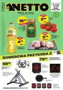 Gazetka promocyjna Netto, ważna od 05.04.2018 do 07.04.2018.