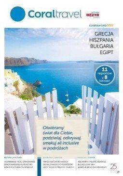 Gazetka promocyjna Coral Travel, ważna od 29.03.2018 do 30.09.2018.