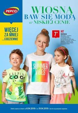 Gazetka promocyjna Pepco, ważna od 06.04.2018 do 19.04.2018.