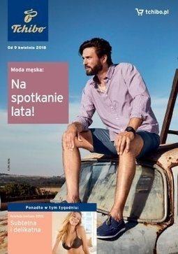 Gazetka promocyjna Tchibo, ważna od 09.04.2018 do 15.04.2018.
