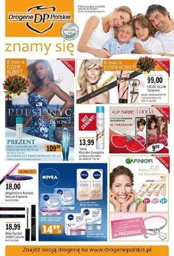 Gazetka promocyjna Drogerie Polskie, ważna od 06.03.2013 do 20.03.2013.