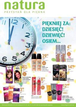 Gazetka promocyjna Drogerie Natura, ważna od 19.12.2013 do 31.12.2013.