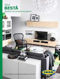 Gazetka promocyjna Ikea, ważna od 18.11.2013 do 31.08.2014.