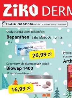 Gazetka promocyjna Ziko Dermo , ważna od 05.01.2014 do 04.02.2014.