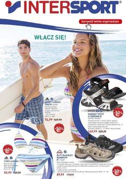 Gazetka promocyjna Intersport, ważna od 10.07.2013 do wyczerpania zapasów.