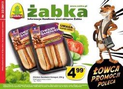 Gazetka promocyjna Żabka, ważna od 03.07.2013 do 16.07.2013.