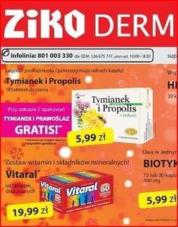 Gazetka promocyjna Ziko Dermo , ważna od 05.02.2014 do 04.03.2014.