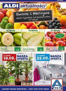 Gazetka promocyjna Aldi, ważna od 19.02.2014 do 25.02.2014.