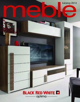 Gazetka promocyjna Black Red White, ważna od 17.02.2014 do 03.11.2014.