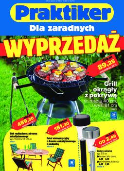 Gazetka promocyjna Praktiker, ważna od 12.07.2013 do 25.07.2013.
