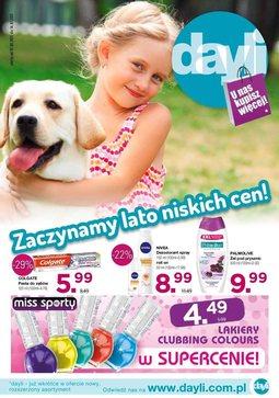 Gazetka promocyjna Dayli, ważna od 01.07.2013 do 14.07.2013.