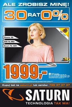 Gazetka promocyjna Saturn, ważna od 27.02.2014 do 05.03.2014.