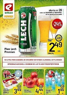 Gazetka promocyjna EKO, ważna od 12.07.2013 do 18.07.2013.