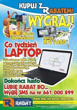 Gazetka promocyjna Rabat, ważna od 12.07.2013 do 25.07.2013.