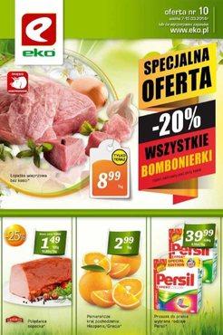 Gazetka promocyjna EKO, ważna od 07.03.2014 do 13.03.2014.