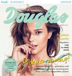 Gazetka promocyjna Douglas, ważna od 13.03.2014 do 31.03.2014.