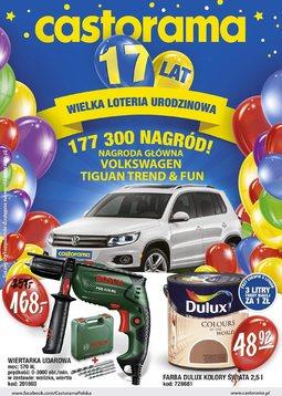 Gazetka promocyjna Castorama, ważna od 21.03.2014 do 04.04.2014.
