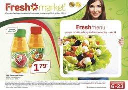 Gazetka promocyjna Freshmarket, ważna od 17.07.2013 do 30.07.2013.