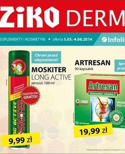 Gazetka promocyjna Ziko Dermo , ważna od 05.05.2014 do 04.06.2014.