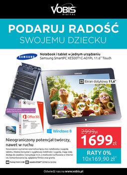 Gazetka promocyjna Vobis, ważna od 12.05.2014 do 01.07.2014.