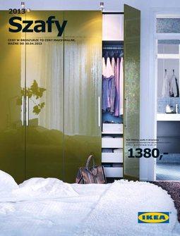 Gazetka promocyjna Ikea, ważna od 25.09.2012 do 30.04.2013.