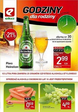 Gazetka promocyjna EKO, ważna od 26.07.2013 do 01.08.2013.