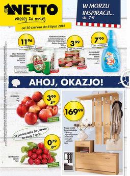 Gazetka promocyjna Netto, ważna od 30.06.2014 do 06.07.2014.