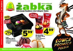 Gazetka promocyjna Żabka, ważna od 31.07.2013 do 13.08.2013.