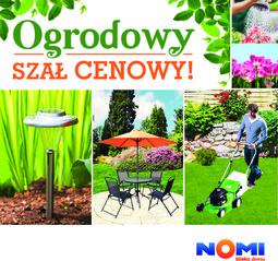 Gazetka promocyjna Nomi, ważna od 28.07.2014 do 30.09.2014.