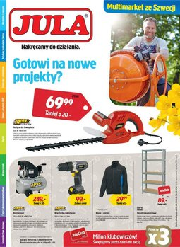 Gazetka promocyjna Jula, ważna od 08.08.2014 do 24.08.2014.