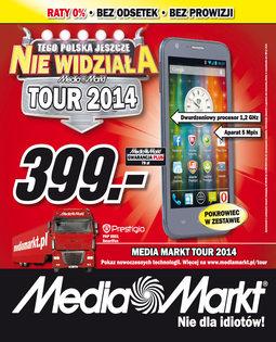 Gazetka promocyjna Media Markt, ważna od 08.08.2014 do 13.08.2014.