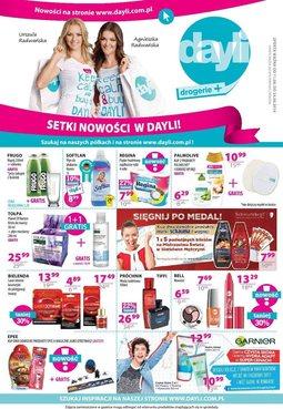 Gazetka promocyjna Dayli, ważna od 11.08.2014 do 24.08.2014.