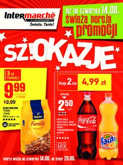 Gazetka promocyjna Intermarche, ważna od 14.08.2014 do 20.08.2014.