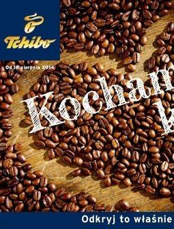 Gazetka promocyjna Tchibo, ważna od 18.08.2014 do 24.08.2014.