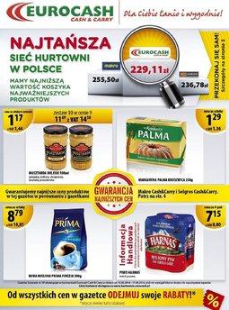 Gazetka promocyjna Eurocash Cash&Carry, ważna od 18.08.2014 do 31.08.2014.